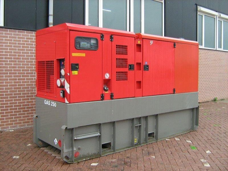 Notstromaggregat типа Atlas Copco QAS250, Gebrauchtmaschine в Barneveld (Фотография 1)