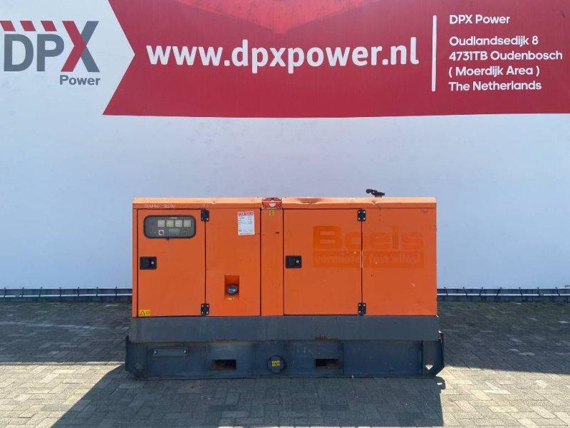 Notstromaggregat типа Atlas Copco QAS60 - Perkins - 65 kVA Generator - DPX-12400, Gebrauchtmaschine в Oudenbosch (Фотография 1)