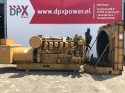 Caterpillar 3512 - 1.275 kVA Generator incomplete - DPX-11836 Аварийный генератор