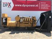 Caterpillar 3512 - 1.275 kVA Generator incomplete - DPX-11838 Аварийный генератор