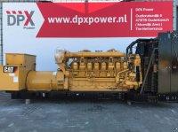 Caterpillar 3516B - 2.250 kVA Generator - DPX-25033x Agregat prądotwórczy