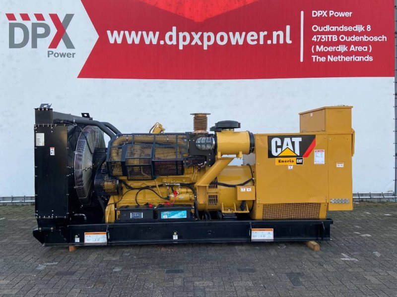 Notstromaggregat des Typs Caterpillar 900F - 3412 - 900 kVA Generator - DPX-12367, Gebrauchtmaschine in Oudenbosch (Bild 1)