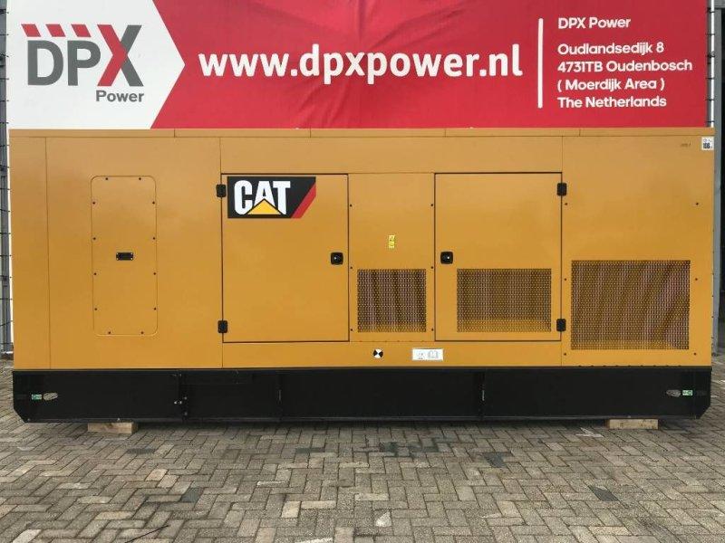 Notstromaggregat des Typs Caterpillar DE850E0 - C18 - 850 kVA Generator - DPX-18032, Gebrauchtmaschine in Oudenbosch (Bild 1)