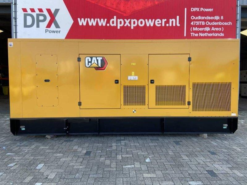 Notstromaggregat типа Caterpillar DE850E0 - C18 - 850 kVA Generator - DPX-18032, Gebrauchtmaschine в Oudenbosch (Фотография 1)