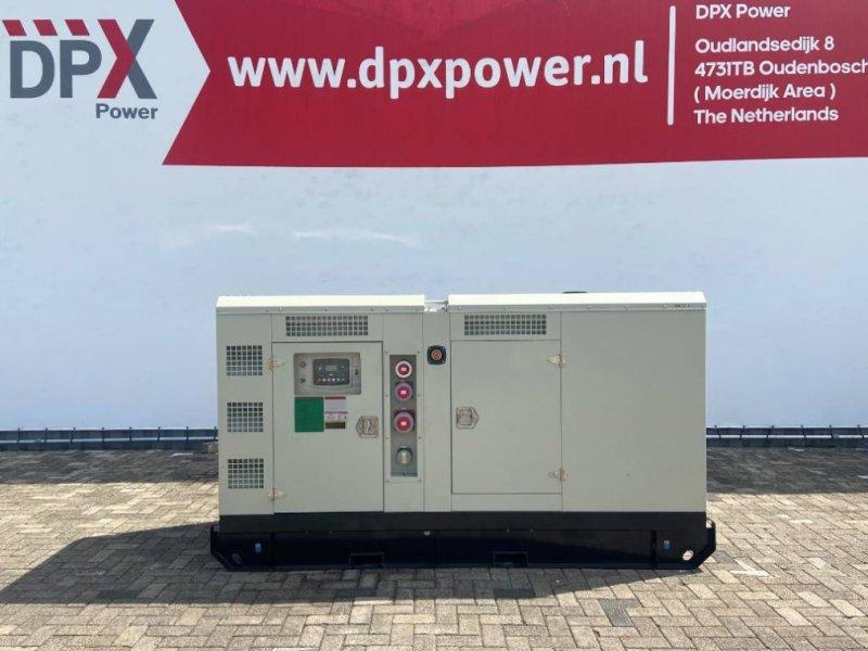 Notstromaggregat типа Cummins 6BT5.9-G2 - 110 kVA Generator - DPX-19835, Gebrauchtmaschine в Oudenbosch (Фотография 1)