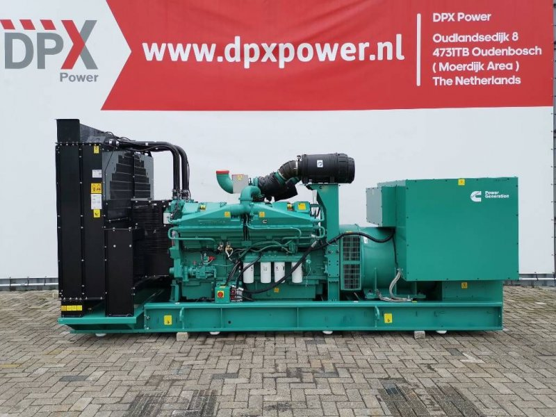 Notstromaggregat типа Cummins C1100D5B - 1.100 kVA Generator - DPX-18531-O, Gebrauchtmaschine в Oudenbosch (Фотография 1)