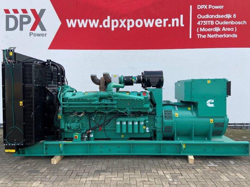 Notstromaggregat типа Cummins C1400D5 - 1.400 kVA Generator - DPX-18532-O, Gebrauchtmaschine в Oudenbosch (Фотография 1)