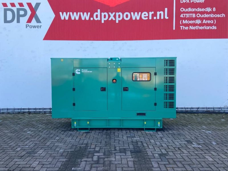 Notstromaggregat типа Cummins C150 D5 - 150 kVA Generator - DPX-18510, Gebrauchtmaschine в Oudenbosch (Фотография 1)