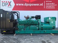 Cummins C1675D5A - 1.675 kVA Generator - DPX-18534 Аварийный генератор