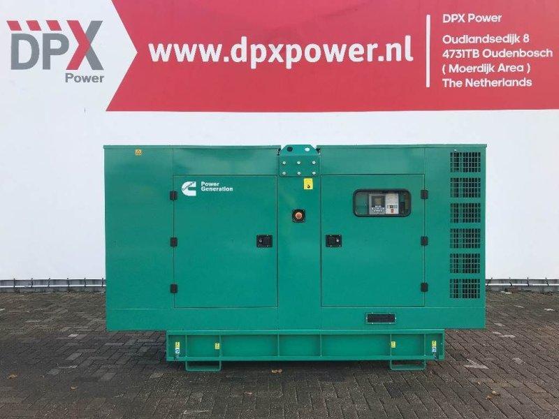 Notstromaggregat типа Cummins C170 D5 - 170 kVA Generator - DPX-18511, Gebrauchtmaschine в Oudenbosch (Фотография 1)