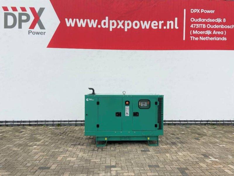 Notstromaggregat типа Cummins C17D5 - 17 kVA Generator - DPX-18500, Gebrauchtmaschine в Oudenbosch (Фотография 1)