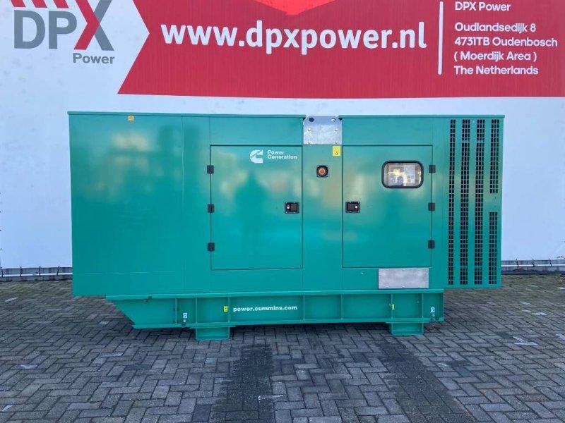 Notstromaggregat типа Cummins C220 D5 - 220 kVA Generator - DPX-18512, Gebrauchtmaschine в Oudenbosch (Фотография 1)