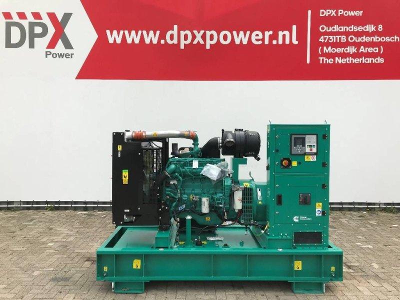 Notstromaggregat типа Cummins C220 D5 - 220 kVA Open Generator - DPX-18512-O, Gebrauchtmaschine в Oudenbosch (Фотография 1)