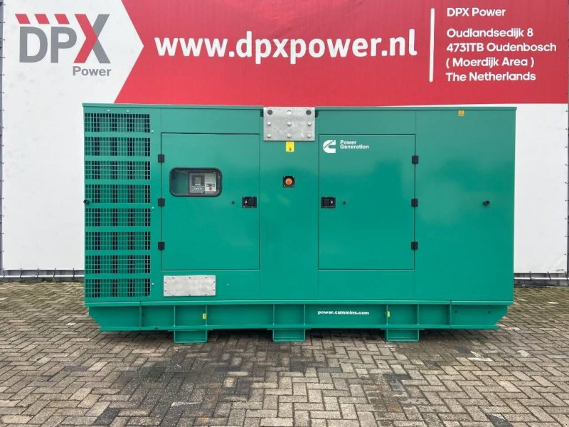 Notstromaggregat типа Cummins C275 D5 - 275 kVA Generator - DPX-18514, Gebrauchtmaschine в Oudenbosch (Фотография 1)