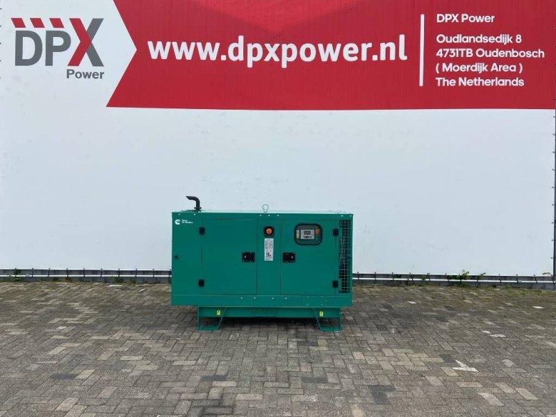 Notstromaggregat типа Cummins C28D5 - 28 kVA Generator - DPX-18502, Gebrauchtmaschine в Oudenbosch (Фотография 1)