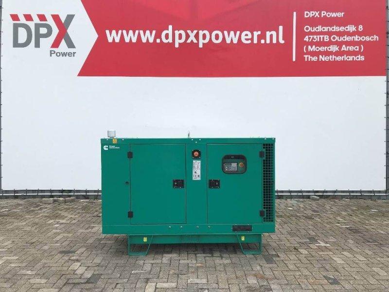 Notstromaggregat типа Cummins C33D5 - 33 kVA Generator - DPX-18503, Gebrauchtmaschine в Oudenbosch (Фотография 1)