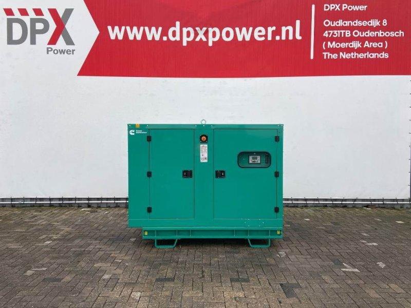Notstromaggregat типа Cummins C66D5E - 66 kVA Generator - DPX-18507, Gebrauchtmaschine в Oudenbosch (Фотография 1)