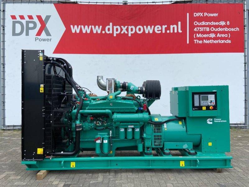 Notstromaggregat типа Cummins C700D5 - 700 kVA Generator - DPX-18523, Gebrauchtmaschine в Oudenbosch (Фотография 1)