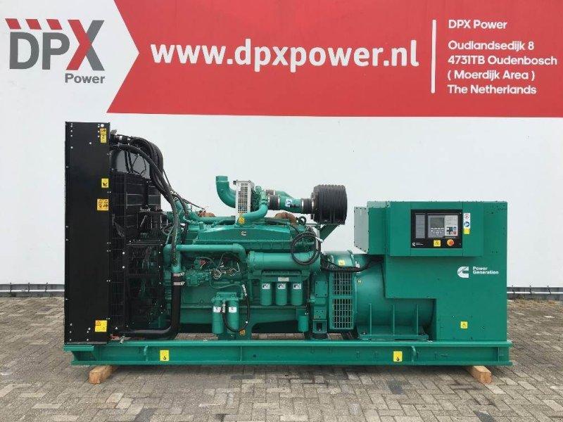 Notstromaggregat типа Cummins C825D5A - 825 kVA Generator - DPX-18525-O, Gebrauchtmaschine в Oudenbosch (Фотография 1)