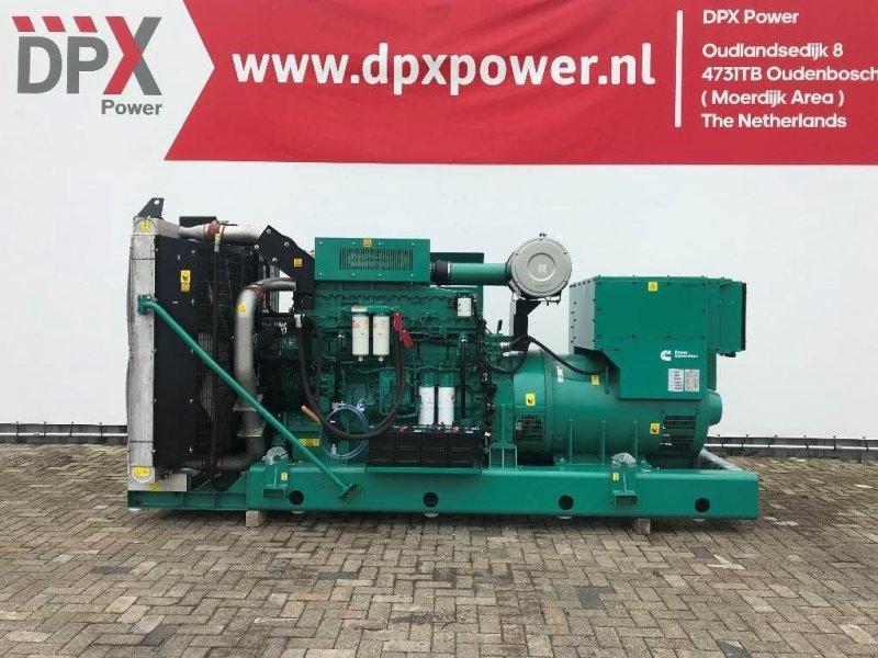 Notstromaggregat типа Cummins C900D5 - 900 kVA Generator - DPX-18527, Gebrauchtmaschine в Oudenbosch (Фотография 1)