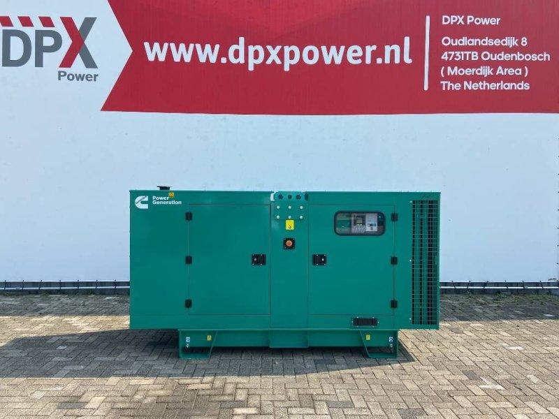 Notstromaggregat типа Cummins C90D5 - 90 kVA Generator - DPX-18508, Gebrauchtmaschine в Oudenbosch (Фотография 1)