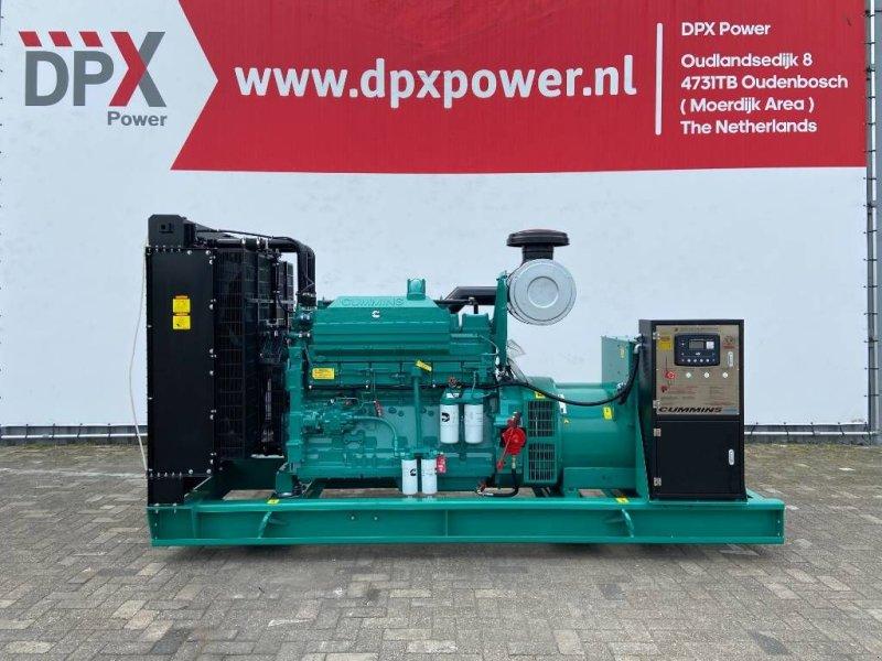 Notstromaggregat типа Cummins KTA19-G3 - 500 kVA Generator - DPX-18807, Gebrauchtmaschine в Oudenbosch (Фотография 1)