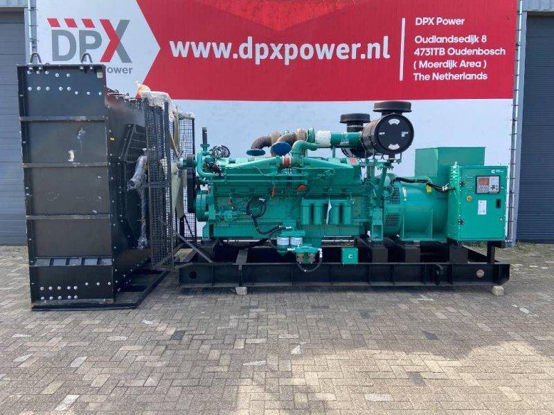 Notstromaggregat типа Cummins KTA50-G8 - 1.675 kVA Generator - DPX-18765, Gebrauchtmaschine в Oudenbosch (Фотография 1)