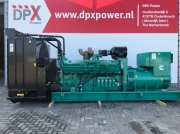 Cummins KTA50-GS - 1.675 kVA Generator - DPX-18534 Agregat prądotwórczy