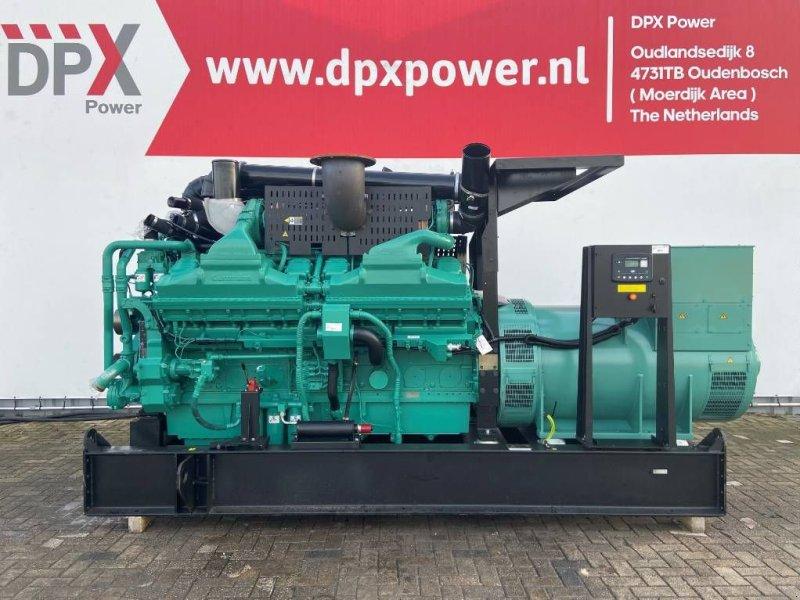 Notstromaggregat типа Cummins QSK60-G4 - 2.250 kVA Generator - DPX-15525, Gebrauchtmaschine в Oudenbosch (Фотография 1)