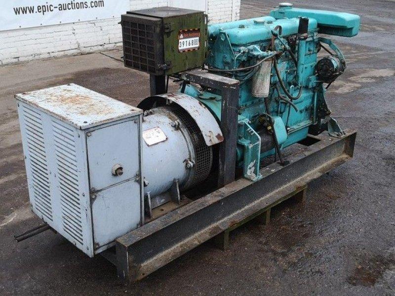 Notstromaggregat typu DAF Motor Met Agegraat, Gebrauchtmaschine w Leende (Zdjęcie 1)