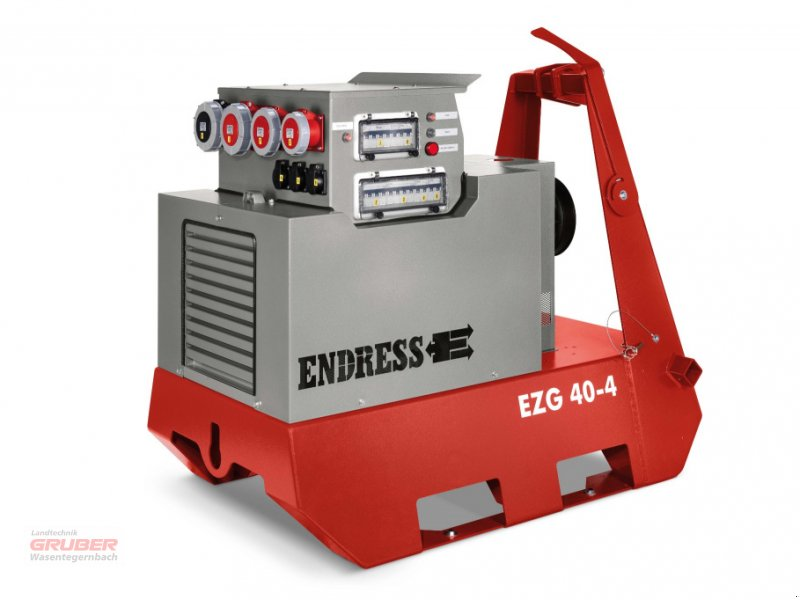 Notstromaggregat typu Endress EZG 40/4 II/TN-S, Neumaschine v Dorfen (Obrázok 1)