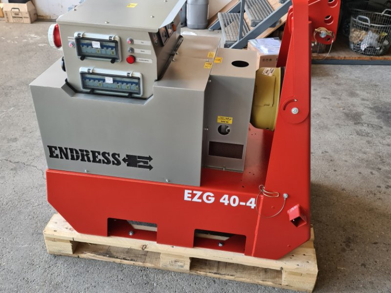 Notstromaggregat типа Endress EZG 40/4 II/TN-S, Neumaschine в Viechtach (Фотография 2)