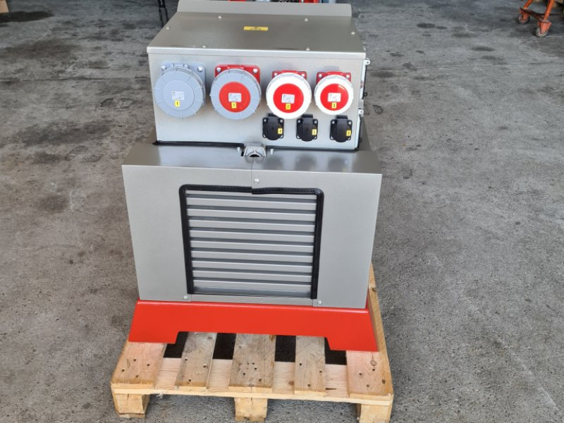Notstromaggregat типа Endress EZG 40/4 II/TN-S, Neumaschine в Viechtach (Фотография 4)