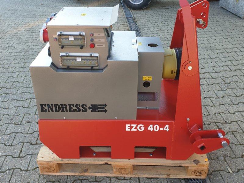 Notstromaggregat des Typs Endress EZG 40/4 II/TN-S, Neumaschine in Viechtach (Bild 1)