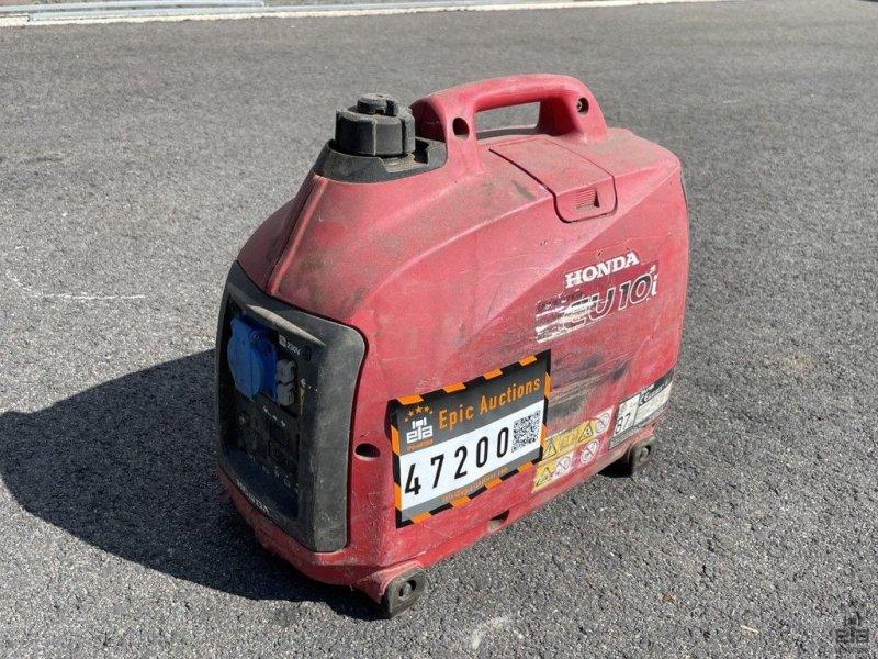 Notstromaggregat типа Honda EU10I, Gebrauchtmaschine в Leende (Фотография 1)