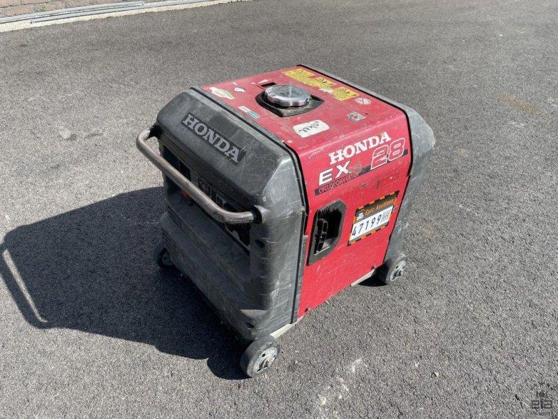 Notstromaggregat типа Honda EX28, Gebrauchtmaschine в Leende (Фотография 1)