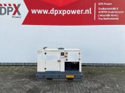 Iveco 8035E15 - 33 kVA Generator - DPX-11995 vészhelyzeti áramfejlesztő