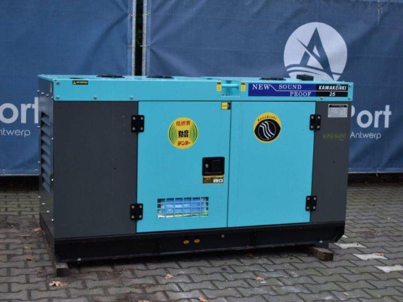 Notstromaggregat типа Kawasaki KK25, Gebrauchtmaschine в Antwerpen (Фотография 1)