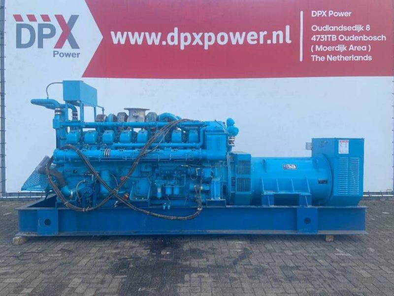 Notstromaggregat des Typs Mitsubishi S16NPTA - 1.000 kVA Generator - DPX-12337, Gebrauchtmaschine in Oudenbosch (Bild 1)