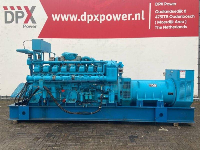 Notstromaggregat des Typs Mitsubishi S16NPTA - 1.000 kVA Generator - DPX-12338, Gebrauchtmaschine in Oudenbosch (Bild 1)