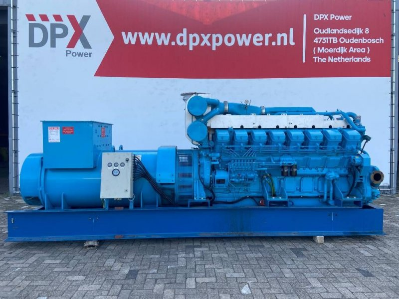 Notstromaggregat типа Mitsubishi S16R PTA - 1.500 kVA Generator Set - DPX-12427, Gebrauchtmaschine в Oudenbosch (Фотография 1)