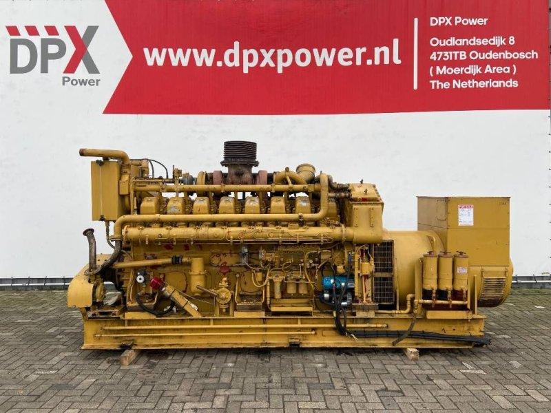 Notstromaggregat des Typs Mitsubishi S16R-PTA - 1.750 kVA - Generator - DPX-12365, Gebrauchtmaschine in Oudenbosch (Bild 1)