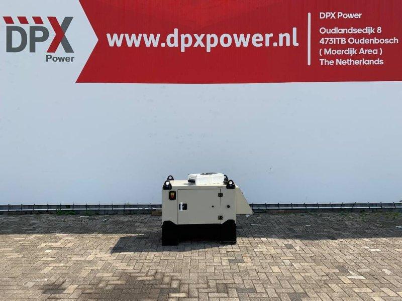 Notstromaggregat типа Mitsubishi S3L2-61SDBC - 12 kVA Compact - DPX-17603.1, Gebrauchtmaschine в Oudenbosch (Фотография 1)