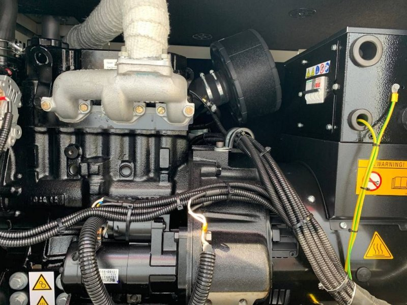 Notstromaggregat типа Mitsubishi S3L2-61SDBC - 12 kVA Compact - DPX-17603.1, Gebrauchtmaschine в Oudenbosch (Фотография 8)
