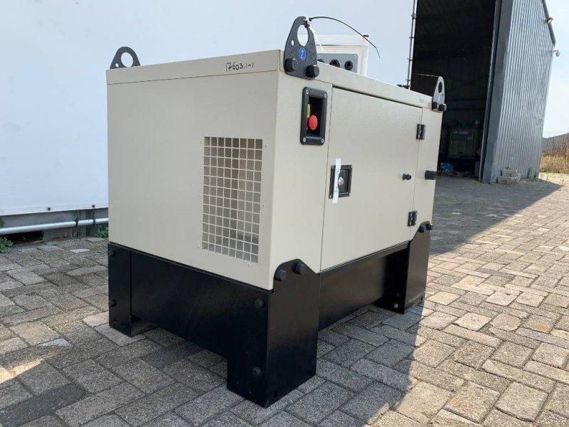Notstromaggregat типа Mitsubishi S3L2-61SDBC - 12 kVA Compact - DPX-17603.1, Gebrauchtmaschine в Oudenbosch (Фотография 2)