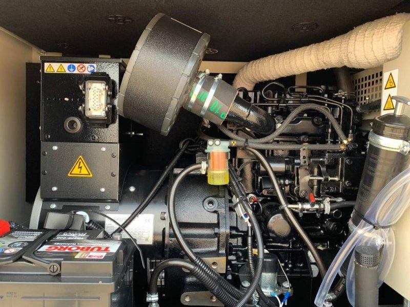 Notstromaggregat типа Mitsubishi S3L2-61SDBC - 12 kVA Compact - DPX-17603.1, Gebrauchtmaschine в Oudenbosch (Фотография 9)