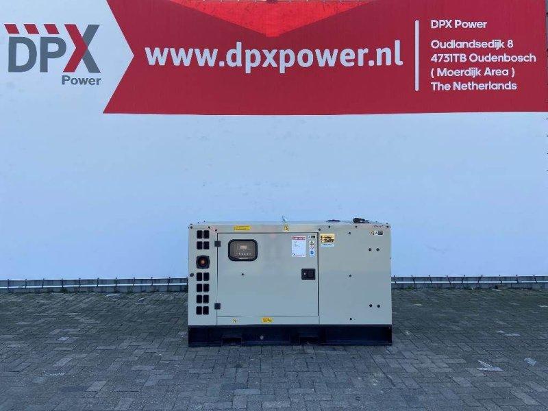Notstromaggregat типа Perkins 1103A-33G - 33 kVA Generator - DPX-15702, Gebrauchtmaschine в Oudenbosch (Фотография 1)