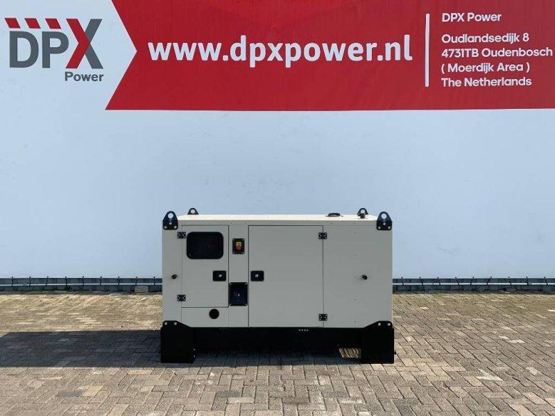 Notstromaggregat типа Perkins 1103A-33T - 50 kVA Generator - DPX-17653, Gebrauchtmaschine в Oudenbosch (Фотография 1)