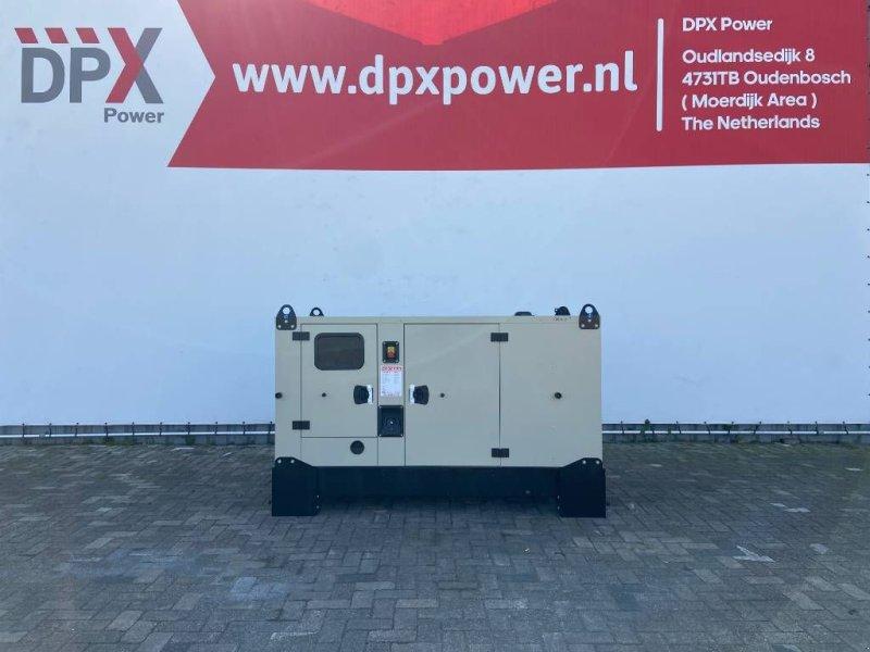 Notstromaggregat типа Perkins 1103A-33T - 63 kVA Generator - DPX-17654, Gebrauchtmaschine в Oudenbosch (Фотография 1)