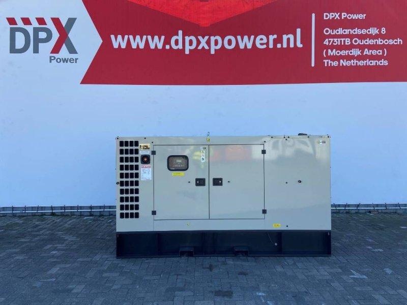 Notstromaggregat типа Perkins 1104A-44TG2 - 88 kVA Generator - DPX-15705, Gebrauchtmaschine в Oudenbosch (Фотография 1)